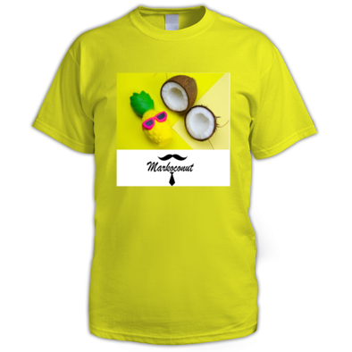 Markoconut pinapple delight shirt boy/girl