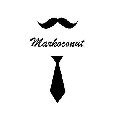 Mr Markoconut mens shirt>