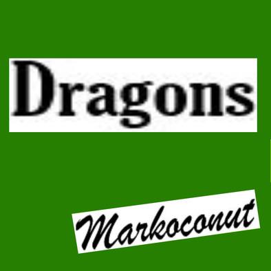 Markoconut Dragons sportsday house shirt girls>