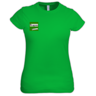 Markoconut Dragons sportsday house shirt girls