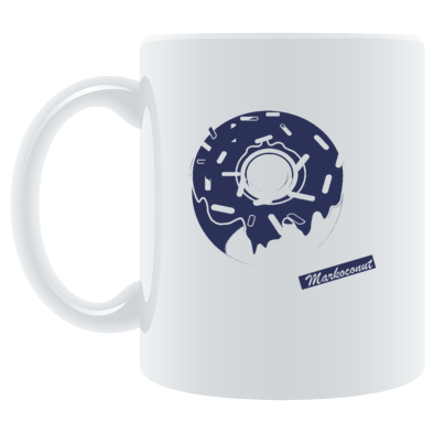 Markocodonut mug