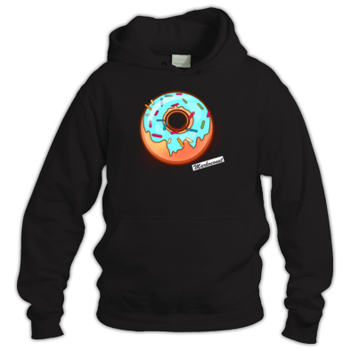 Markocodonut hoodie (colour)