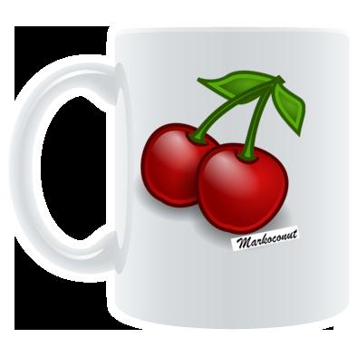 Markococherry mug (colour)