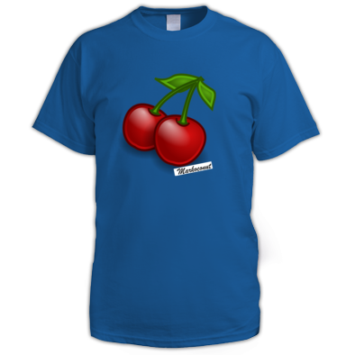 Markococherry shirt (colour)