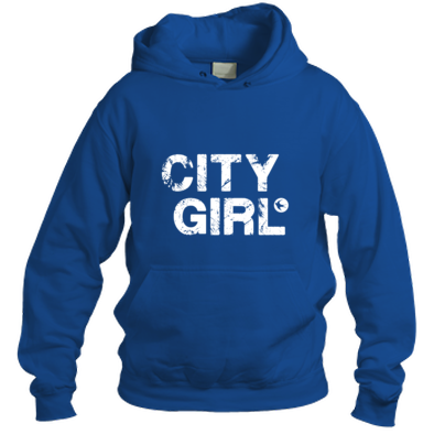 Cardiff City FC - City Girl - Hoody
