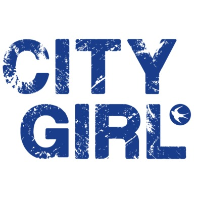 Cardiff City FC - City Girl - Mug