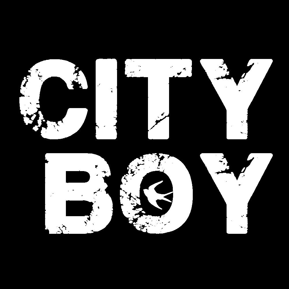 Cardiff City FC - City Boy - Men's T-shirt>