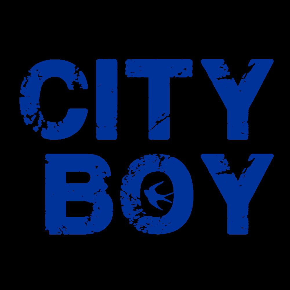 Cardiff City FC - City Boy - Mug>