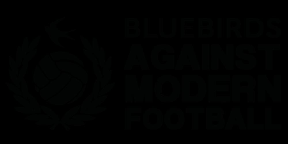 Cardiff City FC Bluebirds Against Modern Football - Mug>