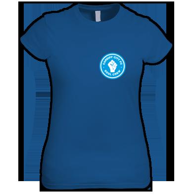 Cardiff City FC Soul Crew - Women's T-shirt
