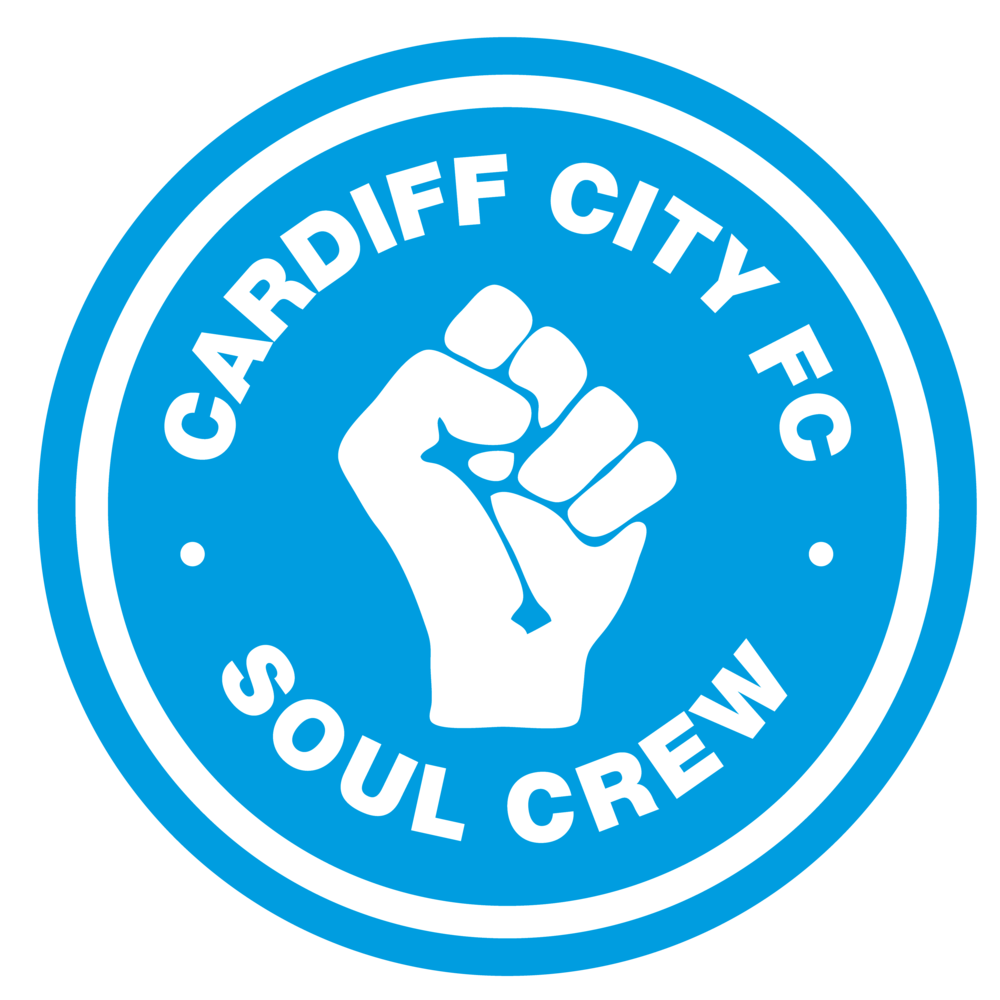 Cardiff City FC Soul Crew - Men's T-shirt>