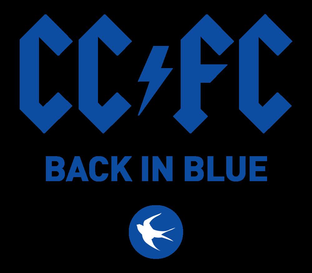 Cardiff City FC - Back in Blue - Baseball Caps>