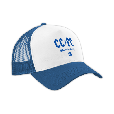 Cardiff City FC - Back in Blue - Baseball Caps
