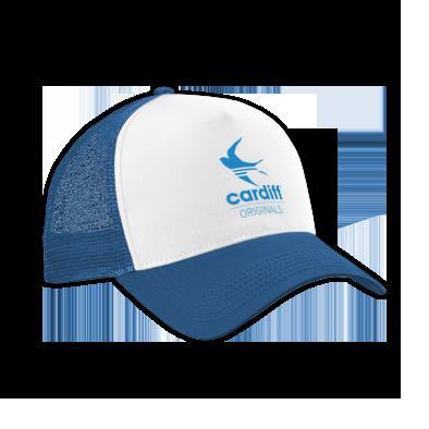 Cardiff City FC - Cardiff Originals - Caps
