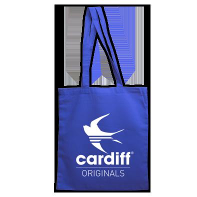 Cardiff City FC - Cardiff Originals - Tote bags