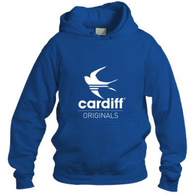 Cardiff City FC - Cardiff Originals - Hooded tops