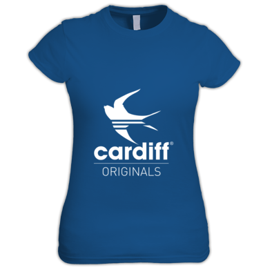 Cardiff City FC - Cardiff Originals - Women's T-shirts