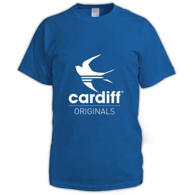 Cardiff City FC - Cardiff Originals - Men's T-shirts
