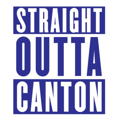 Cardiff City FC - Straight Outta Canton - Bags