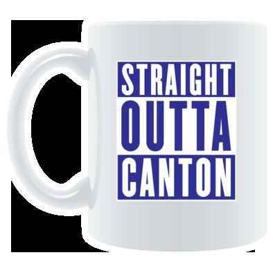 Cardiff City FC - Straight Outta Canton - Mugs