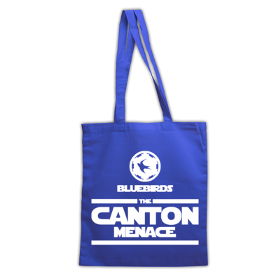 Cardiff City FC Bluebirds - The Canton Menace - Bags