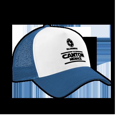 Cardiff City FC Bluebirds - The Canton Menace - Caps