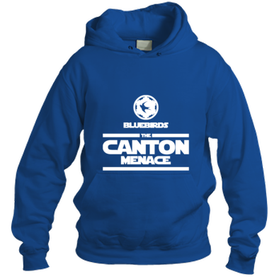 Cardiff City FC Bluebirds - The Canton Menace - Hoodies