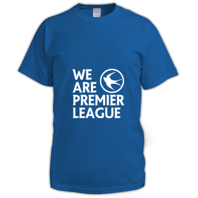 Cardiff City FC - We Are Premier League