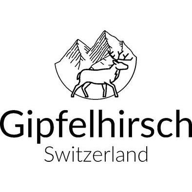 Gipfelhirsch Logo - Mono>