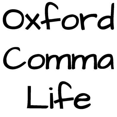 Oxford Commas 4 Life
