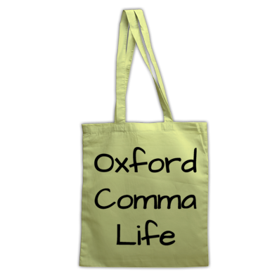 Oxford Commas 4 Life