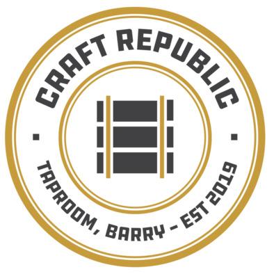 Craft Republic Dark Logo Ladies Fit Tee>