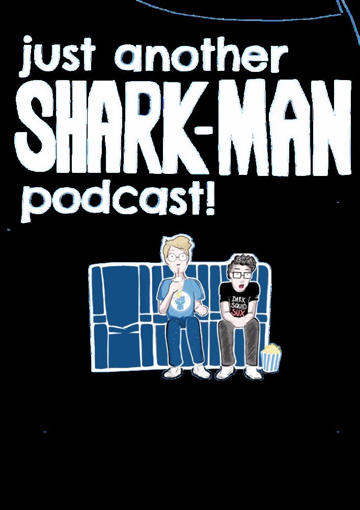 Just Another Shark-Man T-Shirt!>