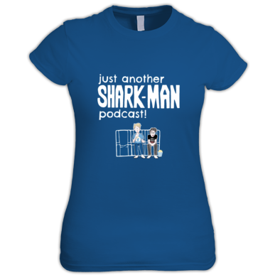Just Another Shark-Man T-Shirt!