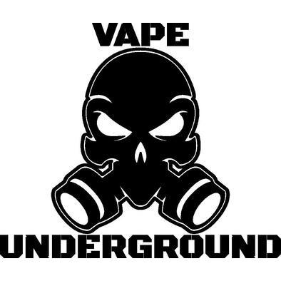 Men's Vape Underground T-shirt (Full Logo)>