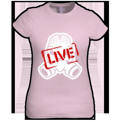 Men's VUGLive T-Shirt (Large Logo)