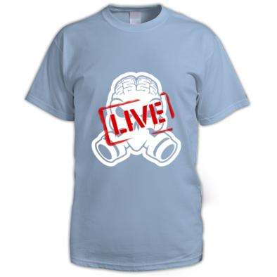 Men's VUGLive T-Shirt (Large Logo)