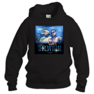 Throw It Up Hoodie Unisex
