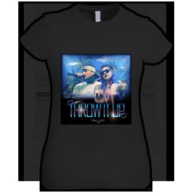 Throw It Up Women's T-Shirt