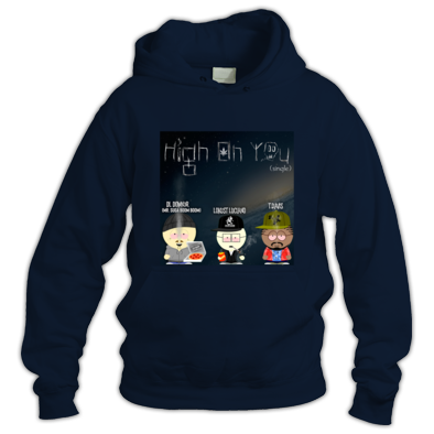 High On You Hoodie Unisex