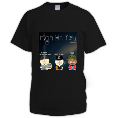 High On You Men's T-Shirt
