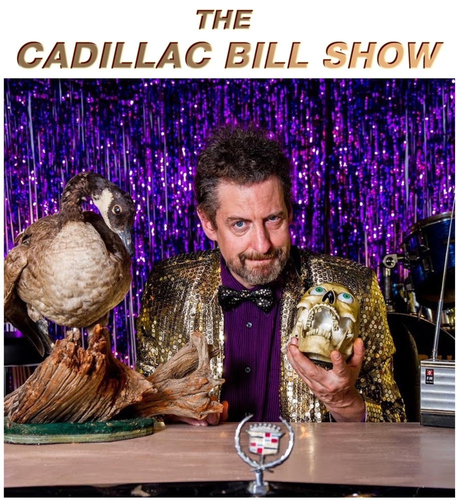 Cadillac Bill Mug>