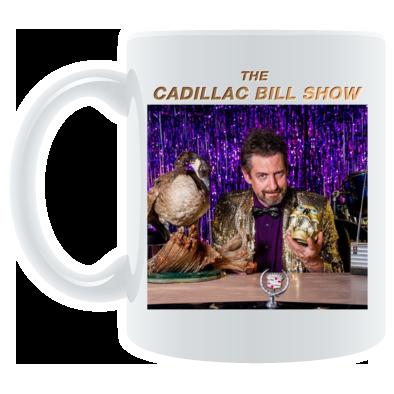 Cadillac Bill Mug