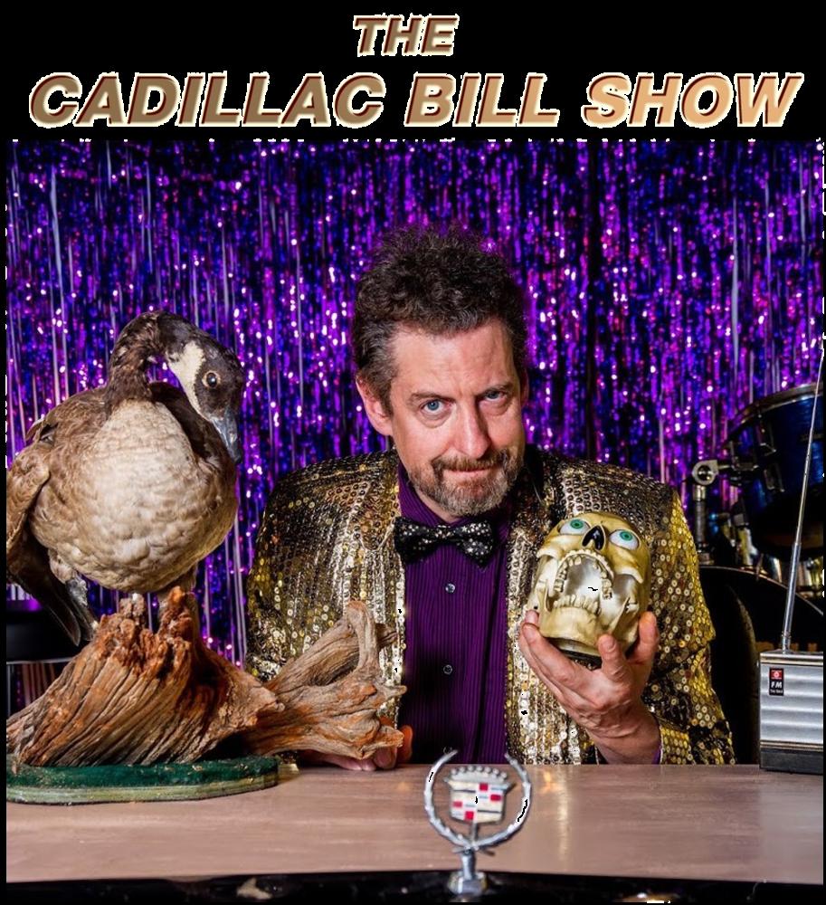 Cadillac Bill Tote Bag>