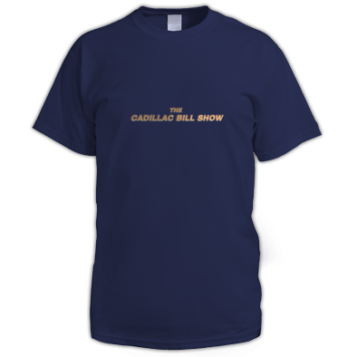 The Cadillac Bill Show Logo Men's T-Shirt