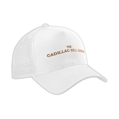 The Cadillac Bill Show Logo Cap