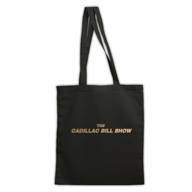 The Cadillac Bill Show Logo Tote Bag