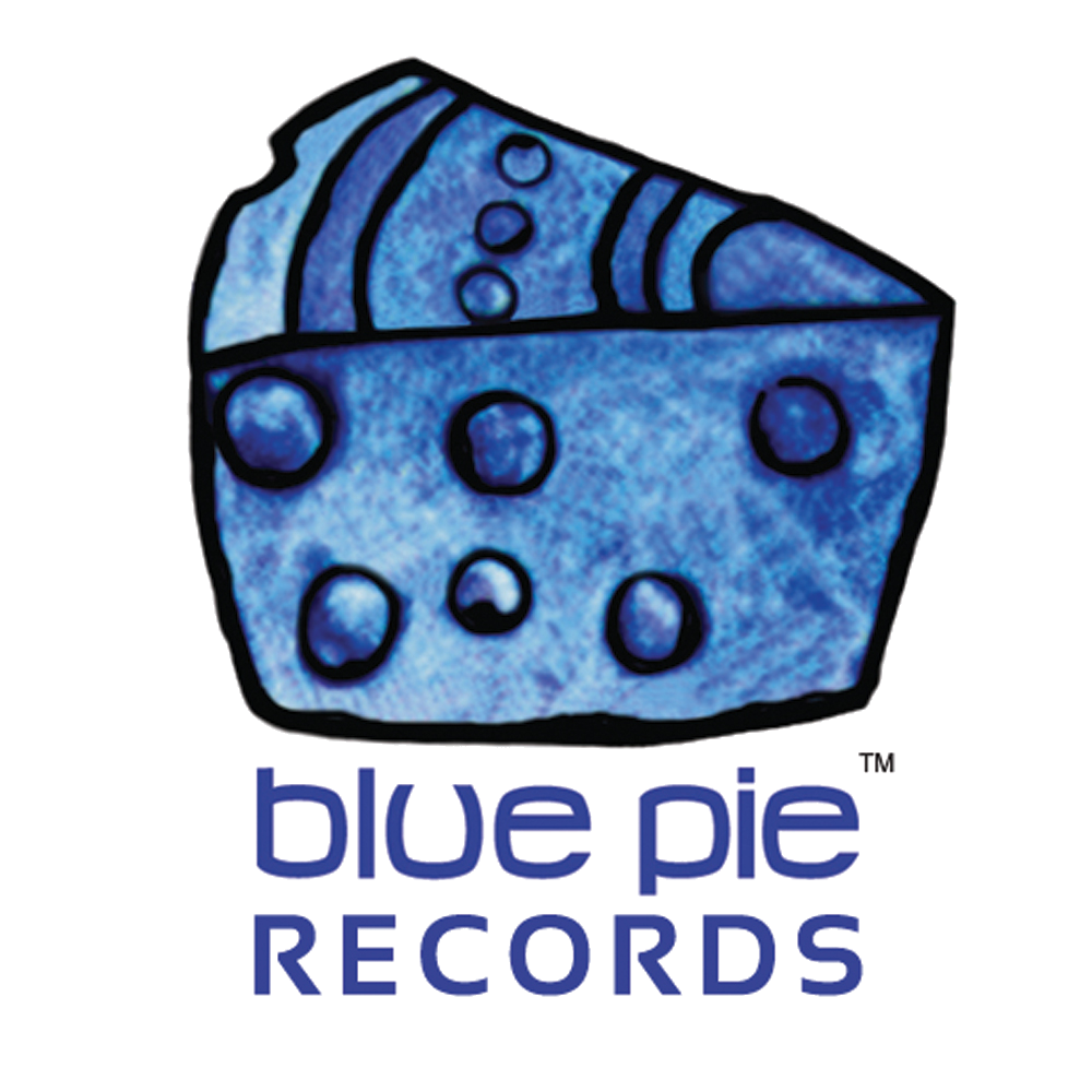 Blue Pie Records Logo Women's T-Shirt>