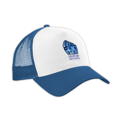 Blue Pie Records Logo Cap