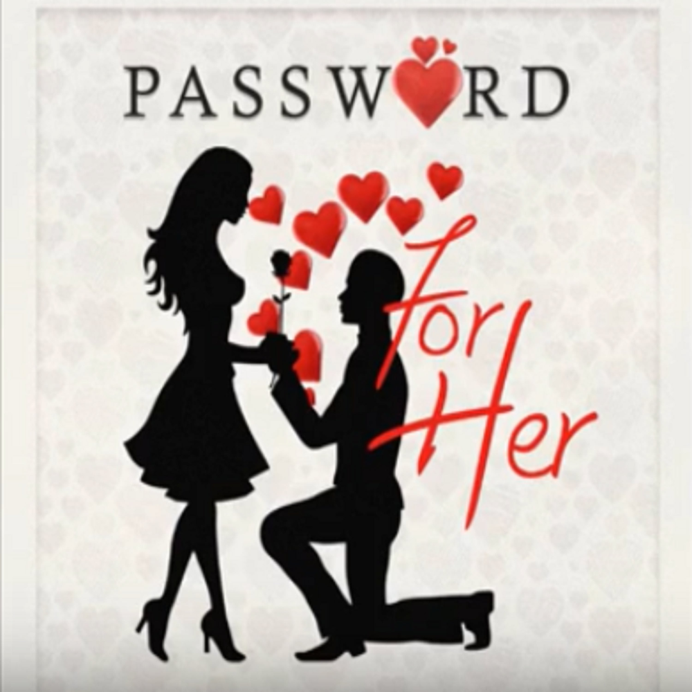 Password - For Her>